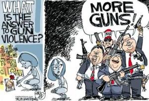 Answer-to-Gun-Violence