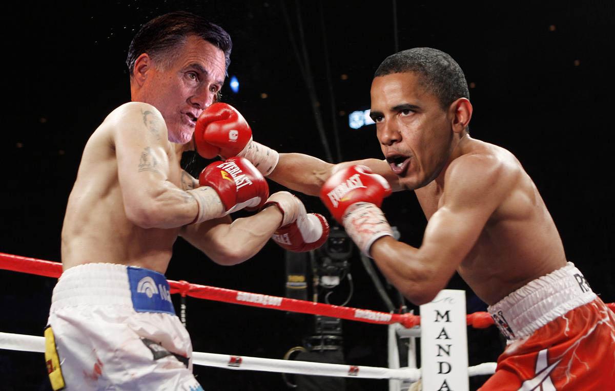 Presidential Boxing